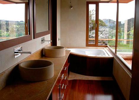 Casa en la monta a bradford arquitectos for Casa en la montana